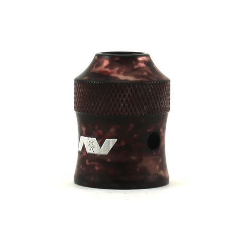 Avid Lyfe Modfather Cap Red/Black/White