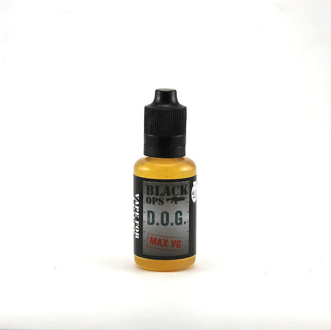 Black Ops by BRV E-Liquids