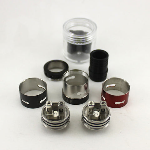 Double Vision RDA by Compvape (Authentic)