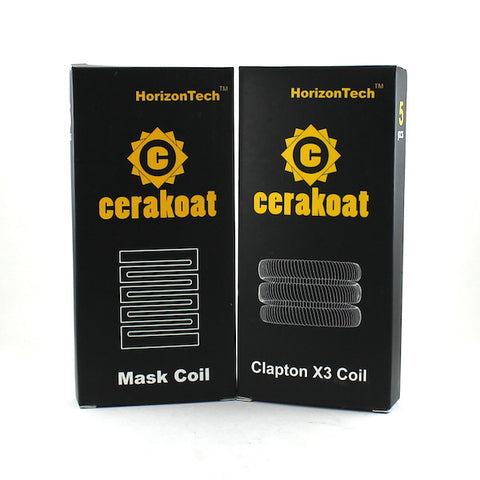 Horizon Cerakoat Replacement Coils