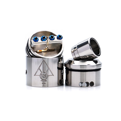 528 Customs Titanium Goon Rda (Authentic)