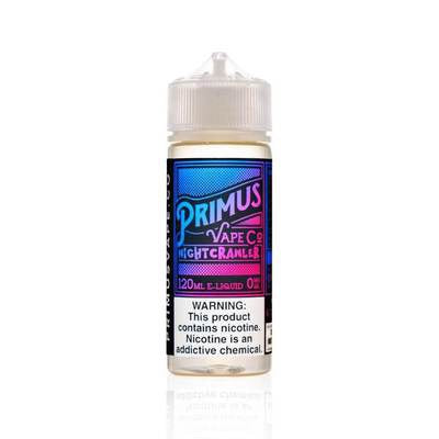 Primal Vape Co  - Night Crawler