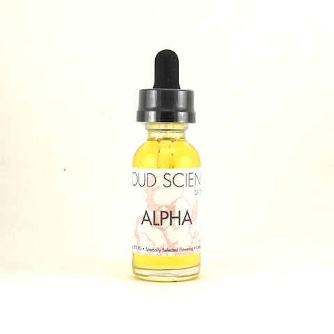Teleos Alpha E-Liquid