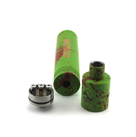 Flawless Zombie Splatter Tugboat MOD and RDA Set