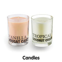 Scents of Nature Candles
