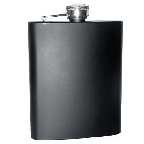 Hip Flask Black