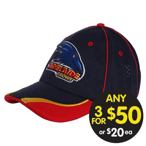 AFL CAP MENS LOGO WINTER 2017 ADELAIDE