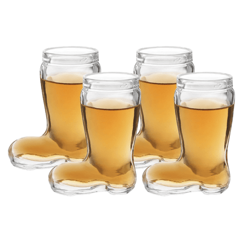 htfu Shoey Shot Glass Set of 4