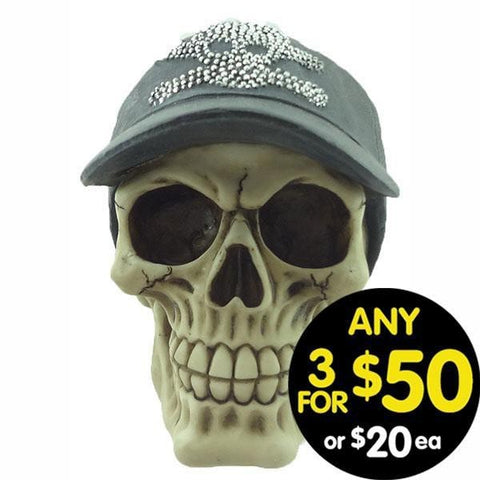 Forsaken Realm Skull With Cool Cap