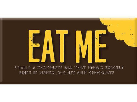 Bellaberry Eat Me Milk Chocolate 100G