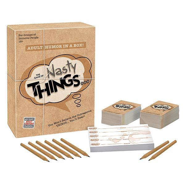 Nasty Things Game
