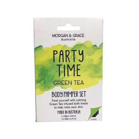 M&G Pamper Pack Party Time 2X40G 1X80G Colour Burst