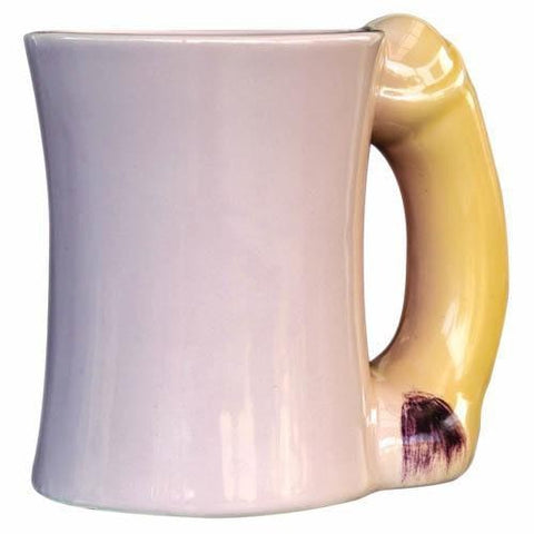 Shaped Mug - Penis Handle