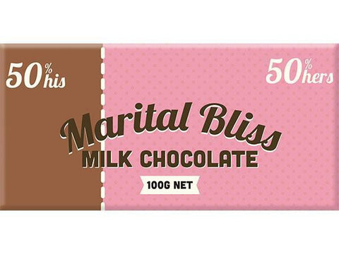 Bellaberry Maritial Bliss Milk Chocolate 100G