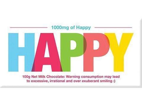 Bellaberry Happy Milk Chocolate 100G