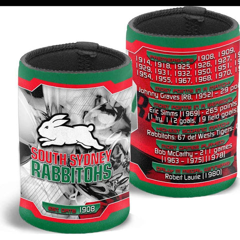NRL RABBITOHS CAN COOLER