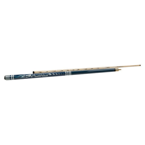 FORD POOL CUE IN CARRY CASE 10MM LEATHER TIP