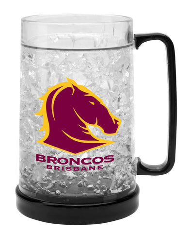 NRL EZY FREEZE MUG BRONCOS 480ML