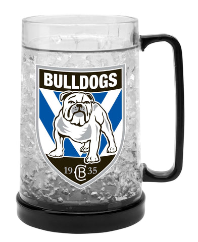 NRL EZY FREEZE MUG BULLDOGS 480ML