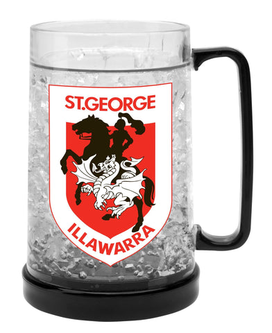 NRL EZY FREEZE MUG DRAGONS 480ML
