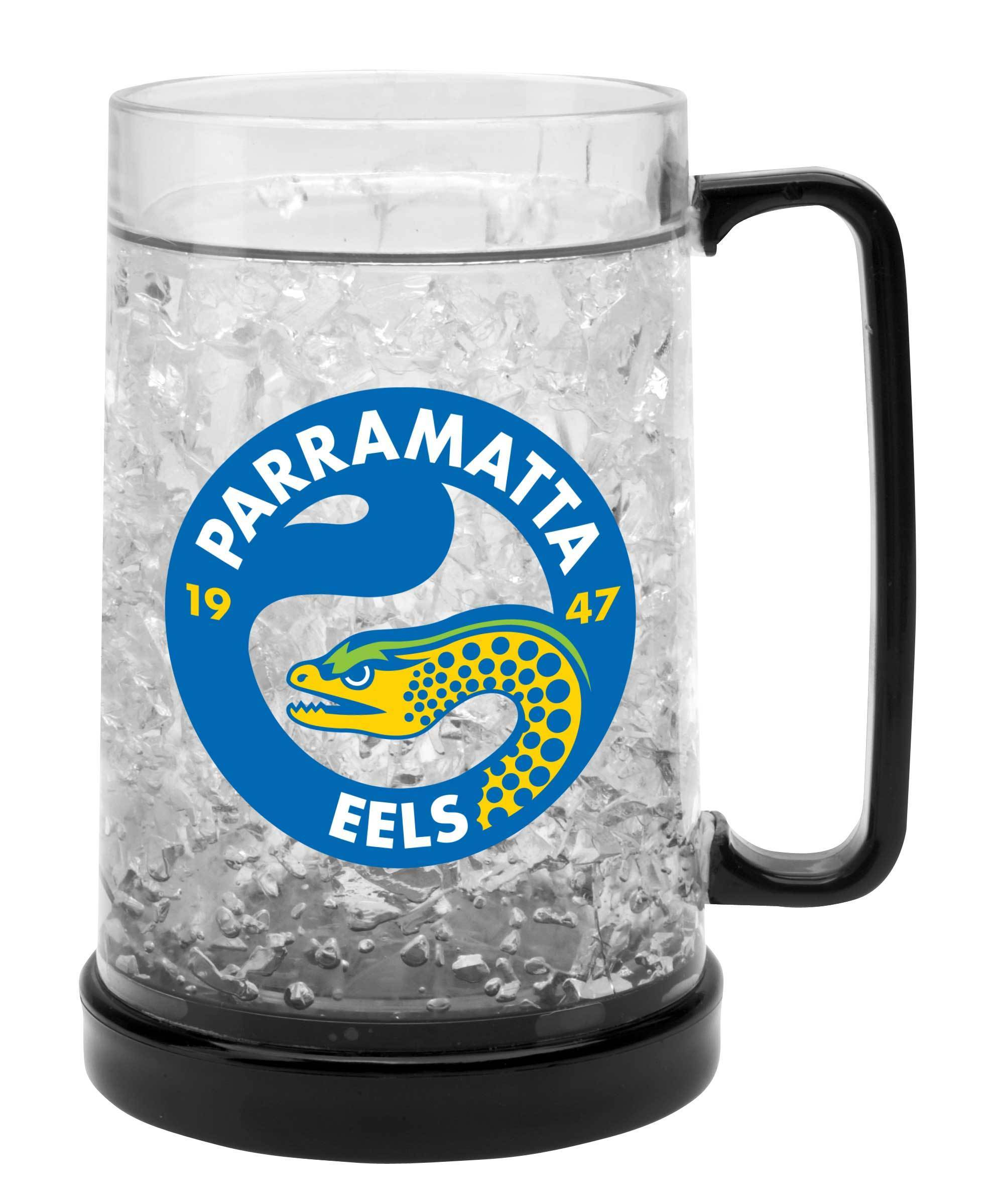 NRL EZY FREEZE MUG EELS 480ML