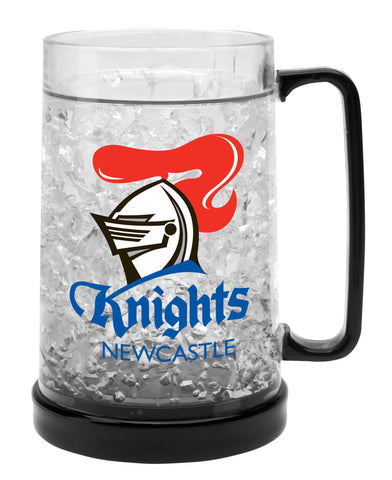 NRL EZY FREEZE MUG KNIGHTS 480ML