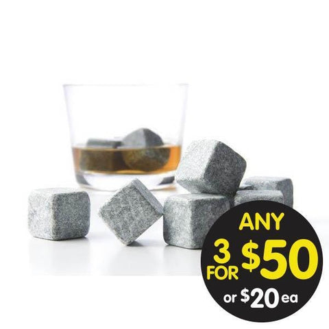 Whiskey Stones - on the rocks!