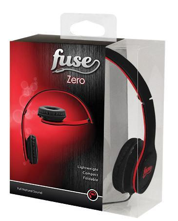 FUSE ZERO HEADPHONES