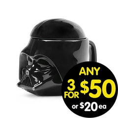 Star Wars 3D Darth Vader Mug 600ml