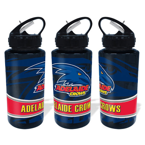 AFL WATER BOTTLE TRITAN 700ML ADELAIDE