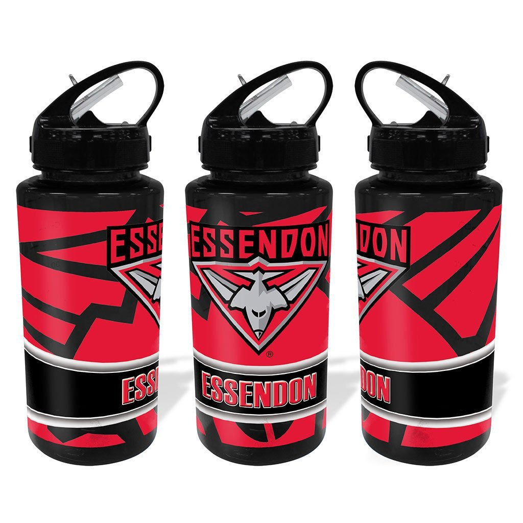 ESSENDON BOMBERS DRINK BOTTLE