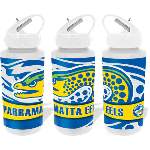 NRL WATER BOTTLE TRITAN 700ML EELS
