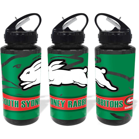 NRL WATER BOTTLE TRITAN 700ML RABBITOHS