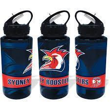 NRL WATER BOTTLE TRITAN 700ML ROOSTERS