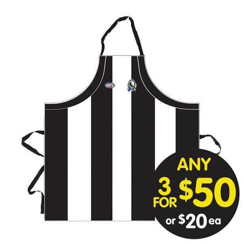 AFL APRON COLLINGWOOD