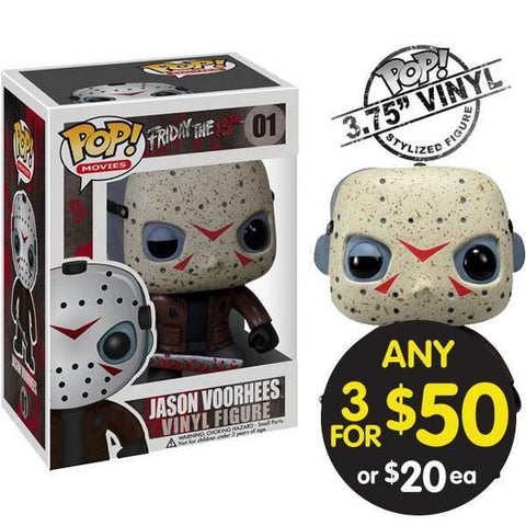 POP! VINYL FRIDAY THE 13TH JASON VOORHEES