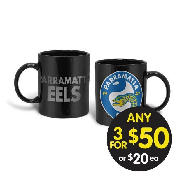NRL COFFE MUG GIANT 900ML EELS