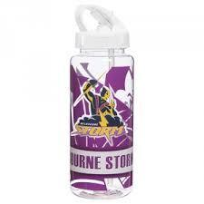 NRL WATER BOTTLE TRITAN 700ML STORM