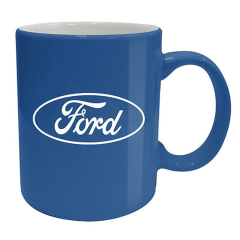 FORD COFFEE MUG LOGO 11OZ