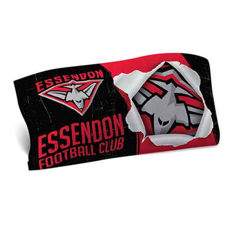 AFL PILLOW CASE 73X48CM ESSENDON