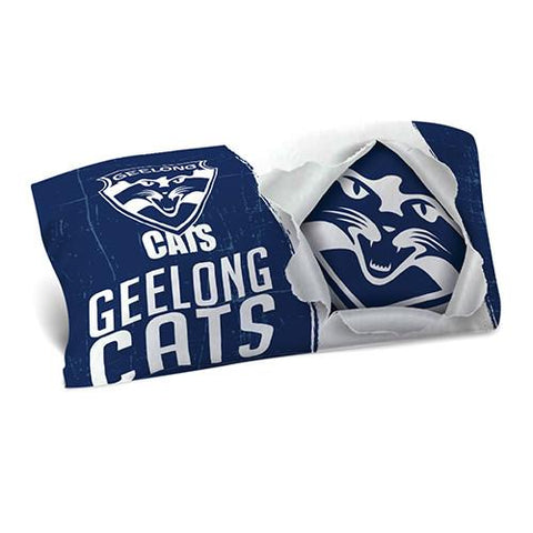 AFL PILLOW CASE 73X48CM GEELONG