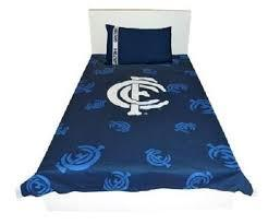 AFL QUILT COVER SINGLE SIZE CARLTON