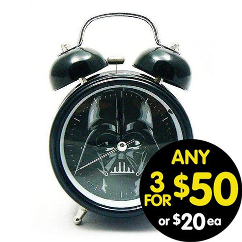 Star Wars Alarm Clock Darth Vader