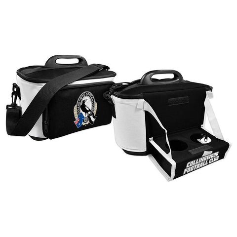 AFL COOLER BAG WITH DROP TRAY FLAT PACK COLLINGWOOD