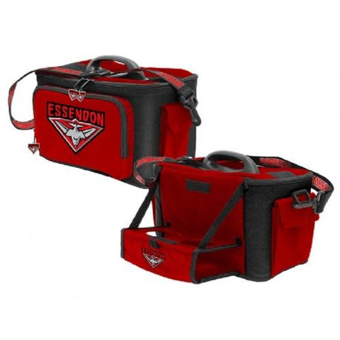 AFL COOLER BAG WITH DROP TRAY FLAT PACK ESSENDON