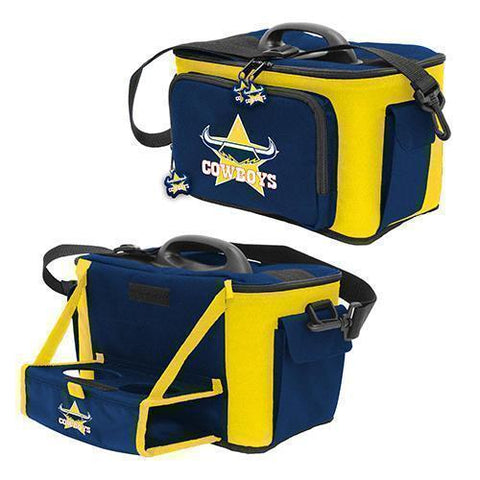 NRL COWBOYS COOLER BAG