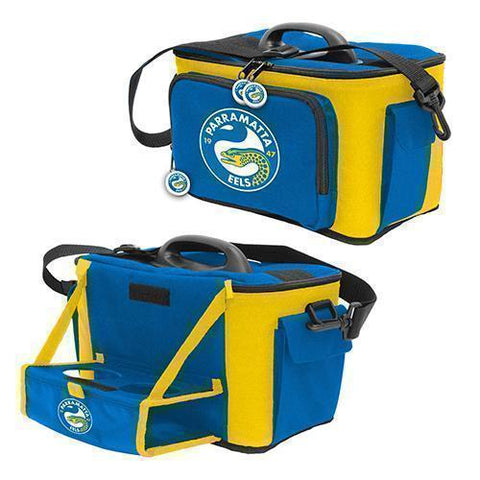 NRL COOLER BAG WITH DROP TRAY FLAT PACK EELS