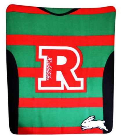 NRL POLAR FLEECE RUG 150X130CM RABBITOHS