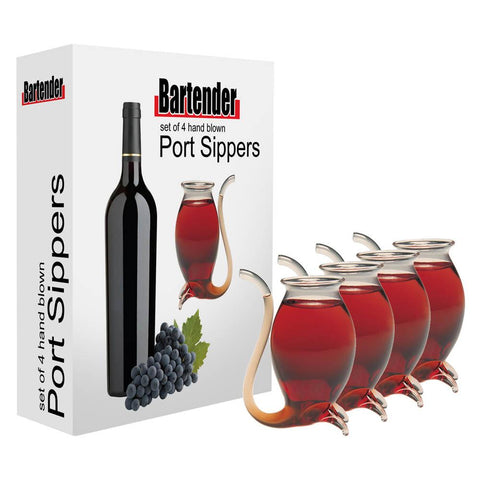 Bartender Port Sippers