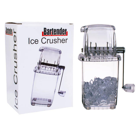 Bartender Ice Crusher
